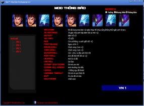 Mod Thông Bao Trong Game LOL 2016 :haha