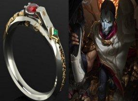 Liên Minh Huyền Thoại: Jhin - Vị tướng mang trong mình chiếc nhẫn đẹp tuyệt diệu
