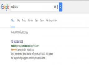 Phần Mềm Mod Skin Pro được google đánh giá 5 sao :haha