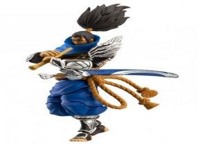 Riot Games ra mắt mô hình Yasuo cực chất