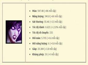 Hướng dẫn chơi Morgana vị trí hỗ trợ siêu mạnh