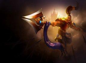 Hướng dẫn chơi và lên đồ tướng Xin Zhao  đi rừng