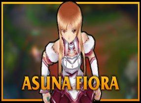 Mod Skin Fiora Asuna trong Sword Art Online