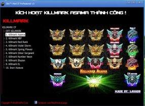 Tải Mod KillMark CF 2017